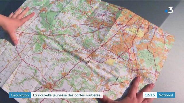 Circulation : les cartes routières n'ont pas dit leur dernier mot