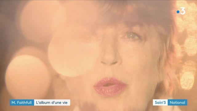 Marianne Faithful : l'album d'une vie