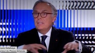 François Delahaye. (FRANCEINFO)
