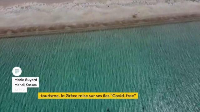 Tourisme : la Grèce fait vacciner ses îliens