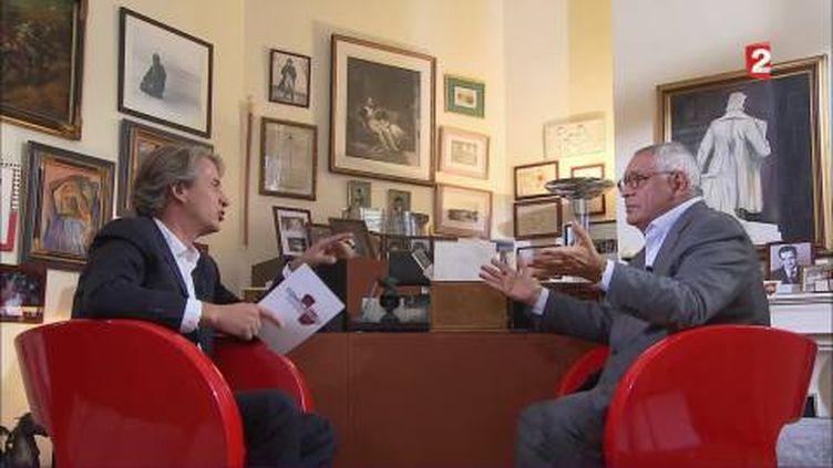 """Françafrique, costumes de Fillon... Robert Bourgi se met à table dans """"Complément d'enquête"""" (FRANCE 2 / FRANCETV INFO)"""
