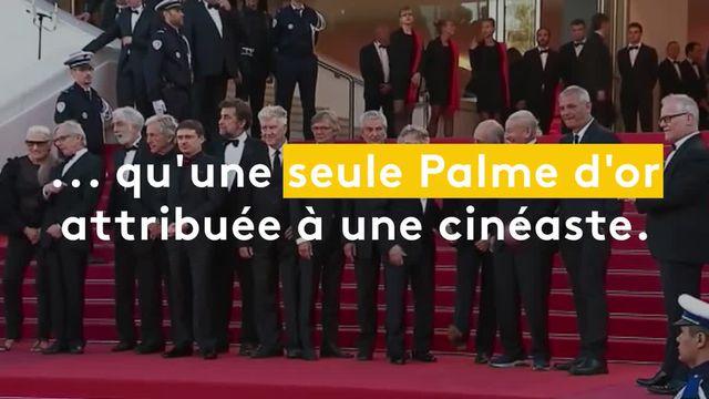 Cannes et les femmes