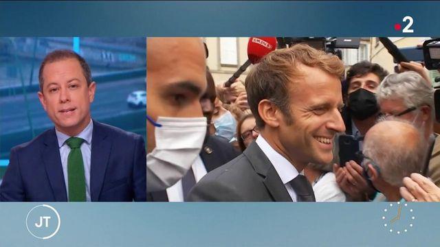 """""""France 2030"""" : un plan de campagne pour Emmanuel Macron ?"""