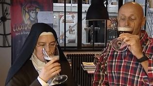 Bière Carmelite à Sens (FRANCE 3)