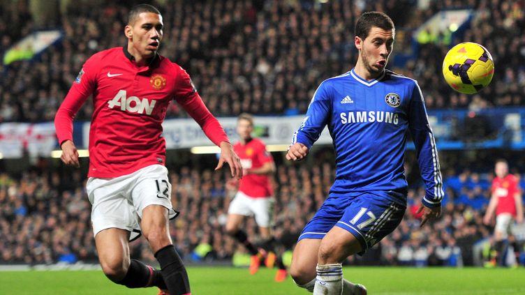 Le choc de la Premier League entre Manchester United et Chelsea