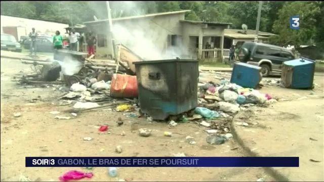 Le Gabon dans l'impasse