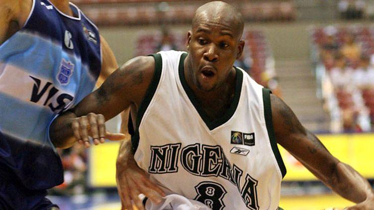 Le basketteur américain d'origine nigériane, Ebi Ere