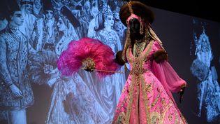 Exposition Jacqueline de Ribes: The Art of Style au Met de New York  (DON EMMERT / AFP)