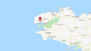 Brest (Finistère). (GOOGLE MAPS)