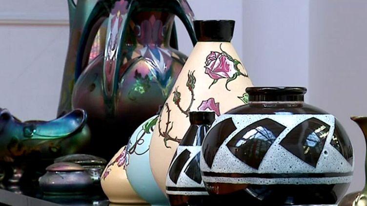 Les céramiques de Montière, une histoire méconnue.  (France 3 Culturebox)