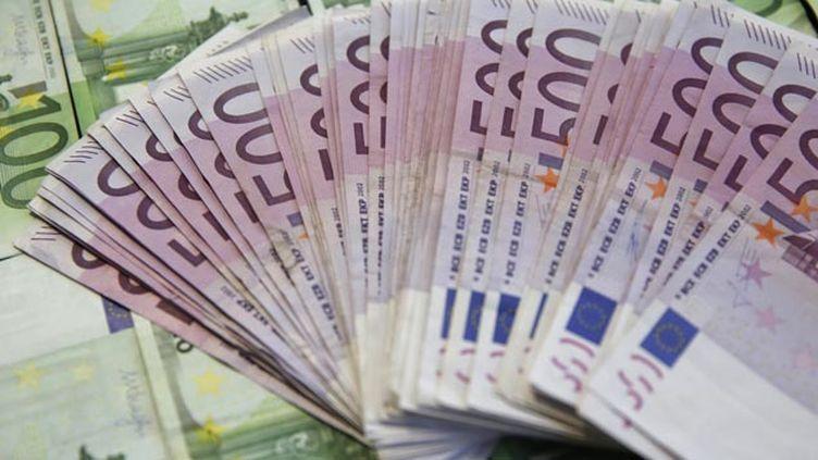 (La BCE compte acquérir plus 1.100 milliards d'euros © Reuters-Dado Ruvic)
