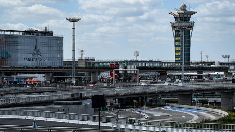 L'aéroport d'Orly, le 22 juin 2020. Photo d'illustration. (BERTRAND GUAY / AFP)