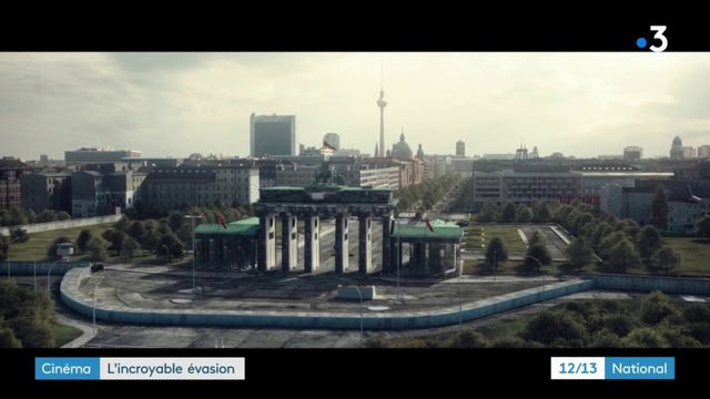Cinéma : l'histoire vraie d'Allemands passés à l'ouest en montgolfière