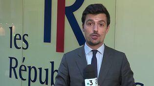 Primaire des Républicains : le scrutin se fera en congrès (France 3)