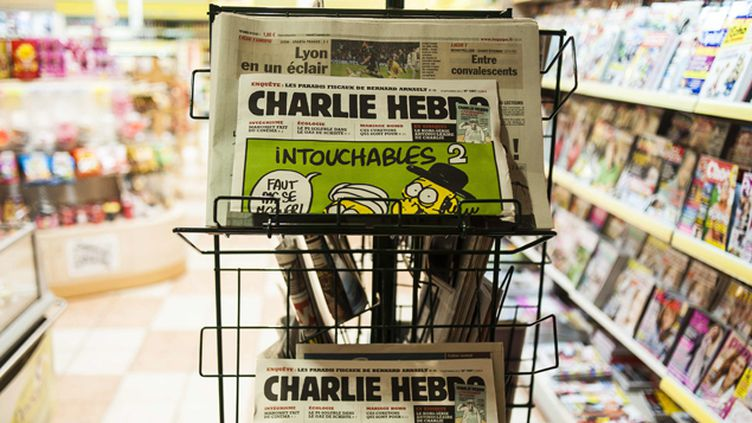 (Charlie Hebdo paraîtra à un million d'exemplaires mercredi prochain © MAXPPP)