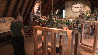A Besançon, le Musée du Temps ouvre à nouveau ses portes. (P. Arbez / FranceTélévisions)