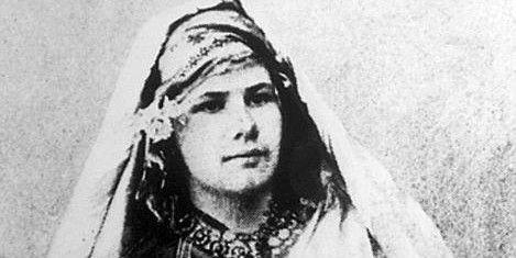 La photo de la vraie Isabelle Eberhardt  (Keystone )