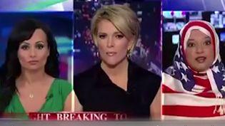 Capture d'écran d'une émission télévisée sur Fox News, le 17 décembre 2015. (LE HUFFINGTON POST)