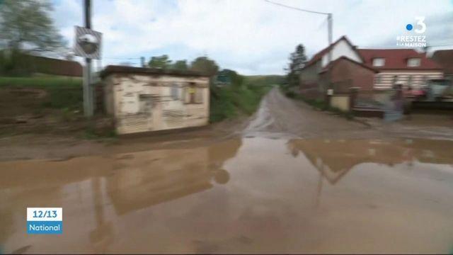 Météorologie: les Hauts-de-France frappés par de violents orages