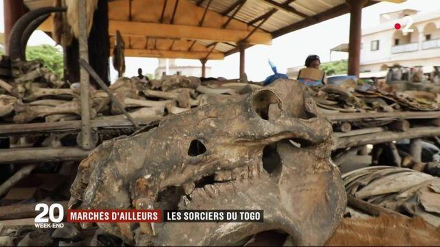 Togo : à la découverte du marché vaudou de Lomé