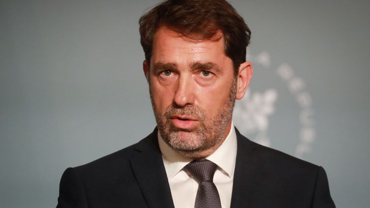 Christophe Castaner, le ministre de la Justice, le 27 mai 2020. (LUDOVIC MARIN / AFP)