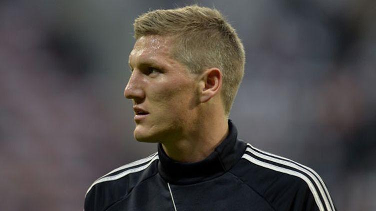 Bastian Schweinsteiger, le milieu de terrain du Bayern Munich