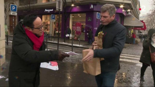 """""""Foulards rouges"""" : le contre-mouvement qui embarrasse la majorité"""