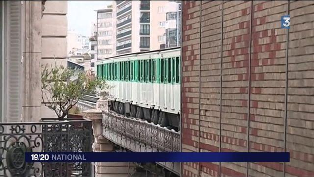 """""""Trainsurfing"""": nouvel accident mortel à Paris"""