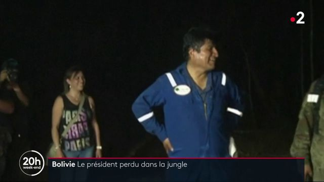 Bolivie : Evo Morales se perd dans la jungle