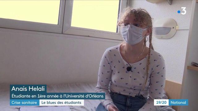 Coronavirus : la détresse des étudiants