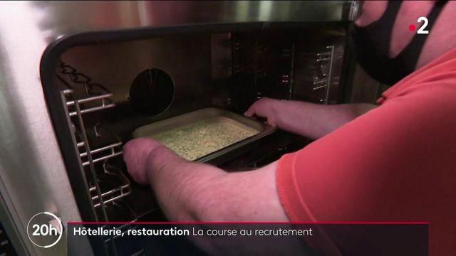 Réouvertures : l'hôtellerie restauration en cruel manque de main d'œuvre