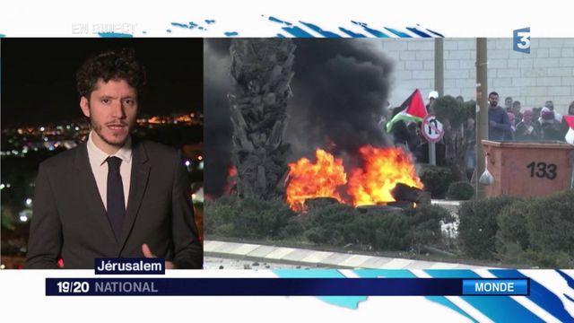 La tension est de plus en plus palpable à Jérusalem