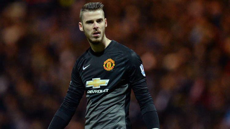 Le portier de Manchester United, David De Gea