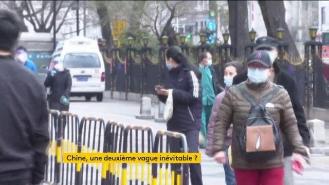 Coronavirus : la Chine redoute une deuxième vague