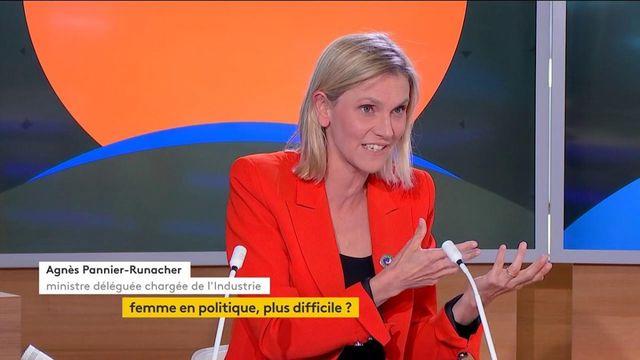 """Contrat de sous-marins rompu par l'Australie : """"un coup de poignard dans le dos"""", estime Agnès Pannier-Runacher"""