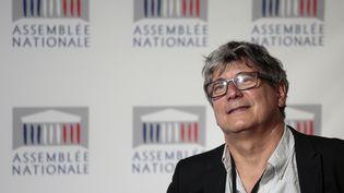 Eric Coquerel, le député La France insoumisede Seine-Saint-Denis, le 27 juin 2017. (GEOFFROY VAN DER HASSELT / AFP)