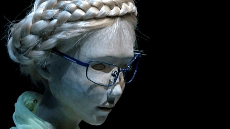 L''Antigone d'Urike Quade et Nicole Beutler a ouvert la dixième édition de Moisson d'Avril  (France 3 Culturebox)