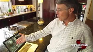 Xavier Mosquet, consultant et responsable du secteur automobile Boston Consulting Groupe (FRANCE 2 / FRANCETV INFO)