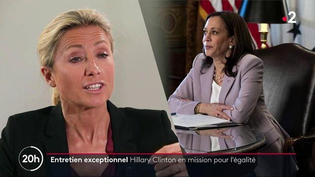 Hillary Clinton France 2
