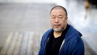 L'artiste dissident chinois Ai Weiwei à Amsterdam, aux Pays-Bas, le 29 novembre 2017. (SANDER KONING / ANP)