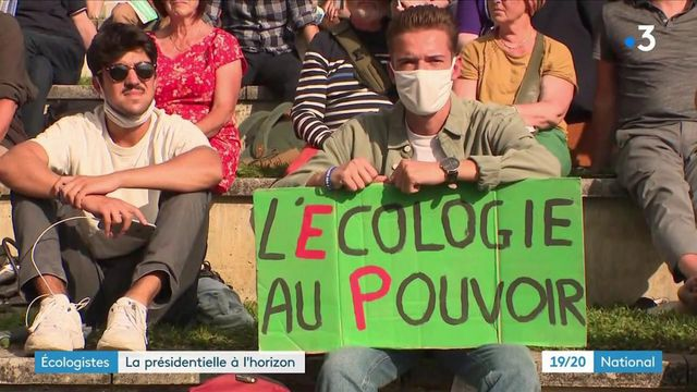 Politique : les écologistes se réunissent pour leur université d'été