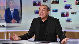 L'animateur d'Europe 1 Jean-Marc Morandini, invité sur LCI, en juin 2015. (IBO / SIPA)