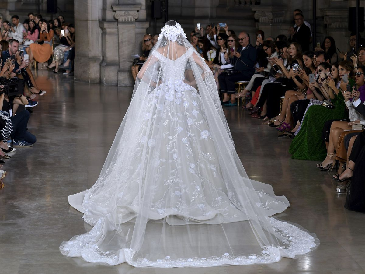 La Robe De Mariee Incontournable En Haute Couture La Vision De 3 Createurs