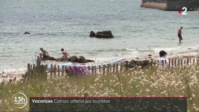 Carnac : les touristes déjà de retour ?