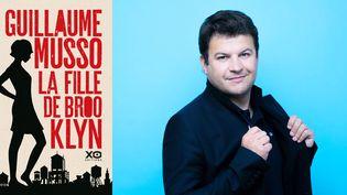 """""""La fille de Brooklyn"""" (ed. XO), le nouveau roman de Guillaume Musso  (photo Baltel / SIPA)"""