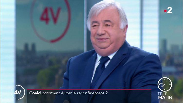 Gérard Larcher (France 2)