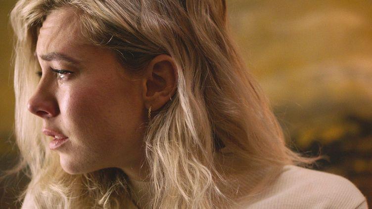 "Martha, interprétée par Vanessa Kirby, dans ""Pieces of a woman"". (NETFLIX)"