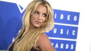 La chanteuse Britney Spears au MTV Video Music Awards, le 28 août 2016 à New York City. (DENNIS VAN TINE/GEISLER-FOTOPRES / GEISLER-FOTOPRESS)