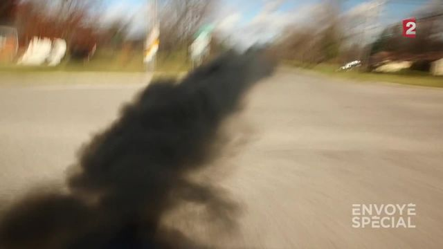 """Envoyé spécial. Le """"rolling coal"""", quand la raison part en fumée"""