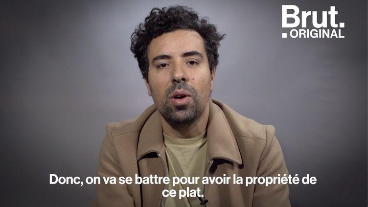 VIDEO. Abdel Alaoui nous dit tout sur le couscous (BRUT)